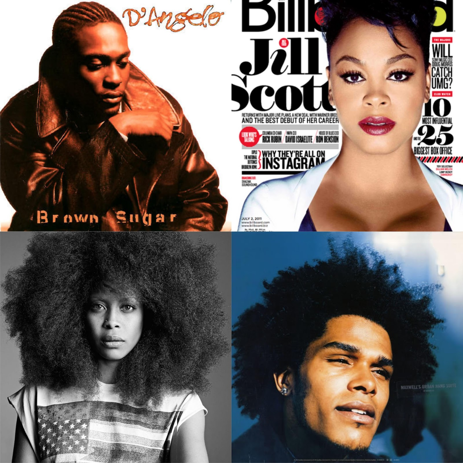 DAR Music: The 6 Greatest Neo-Soul Artists