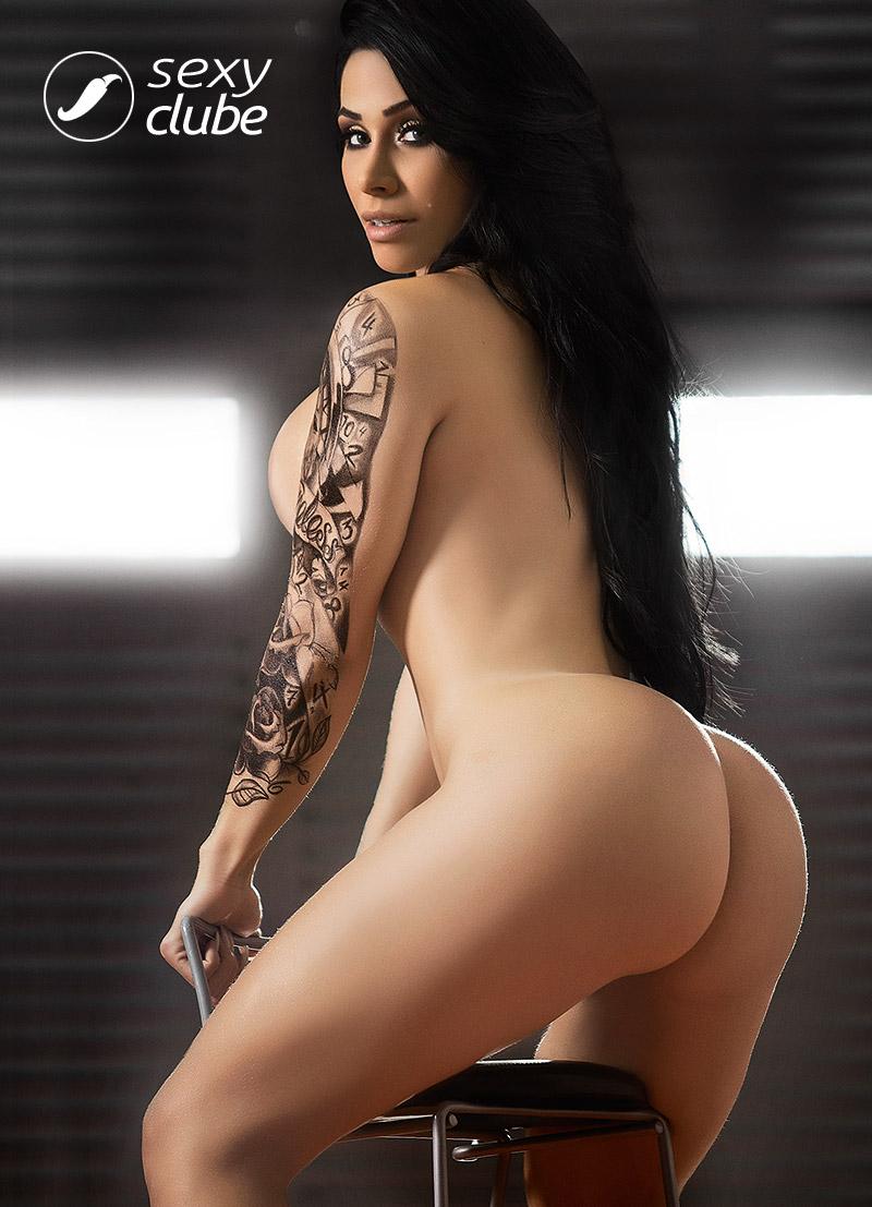 Anamara Pelada Sexy revista sexy julho - sammantha monteiro nua - famosas brasil