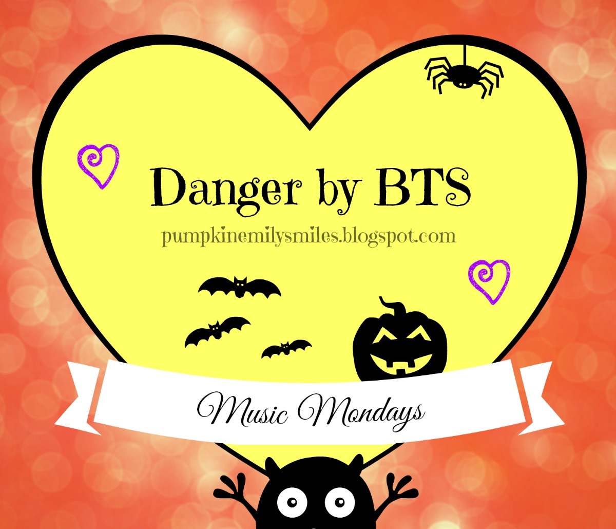 Danger by BTS Music Mondays