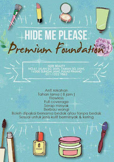 HIDE ME PLEASE PREMIUM FOUNDATION