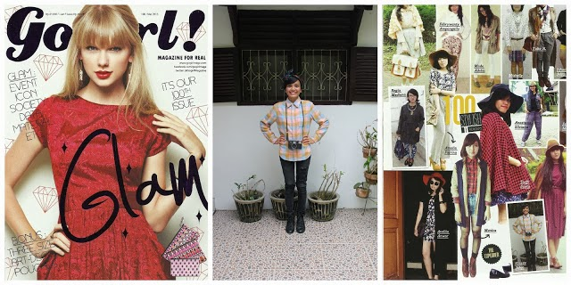 gogirl's 100 most stylish readers
