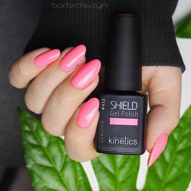 Kinetics ADRENALINE BLUSH #431