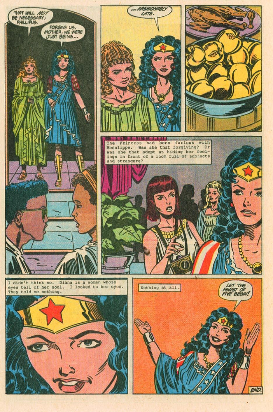 Read online Wonder Woman (1987) comic -  Issue #38 - 23