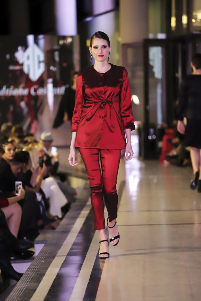 Argentina Fashion Week otoño invierno 2019 │ Desfile Adriana Costantini otoño invierno 2019. │ Moda otoño invierno 2019 en Argentina. │ Ropa de moda invierno 2019.