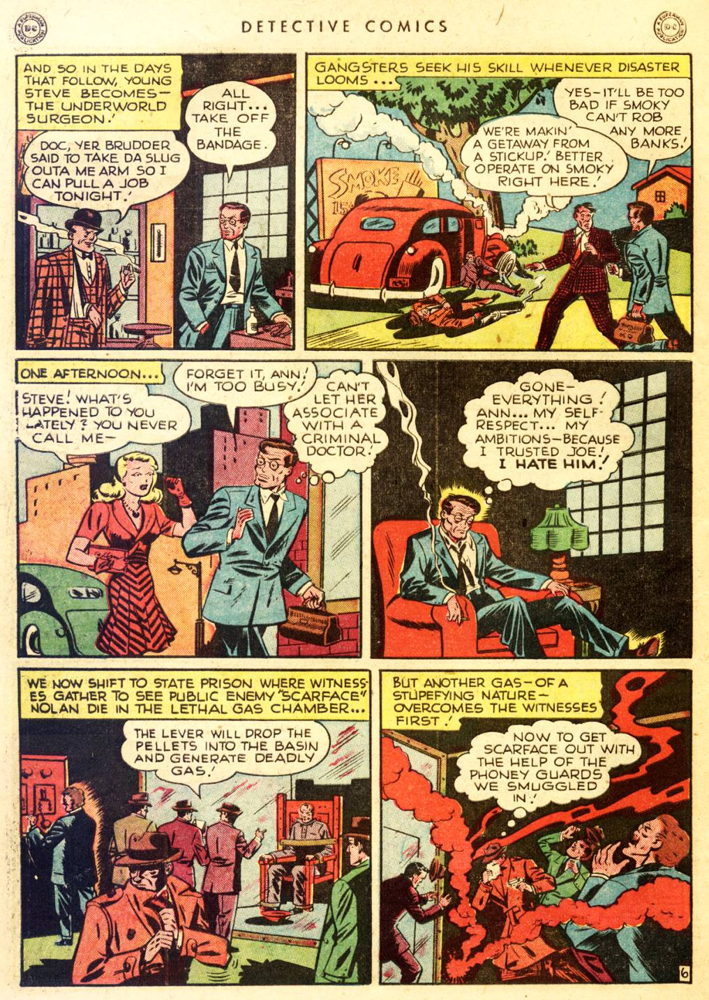 Read online Detective Comics (1937) comic -  Issue #131 - 8