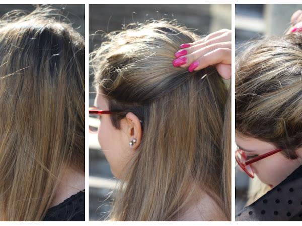 Penteado - Tranças 'Embutidas'