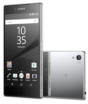 Harga dan Spesifikasi Sony Xperia Z5 Premium