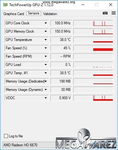 GPU-Z 1.12.0 imagenes
