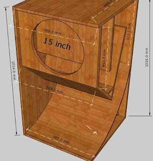 Skema Box Superscoop 15 inch