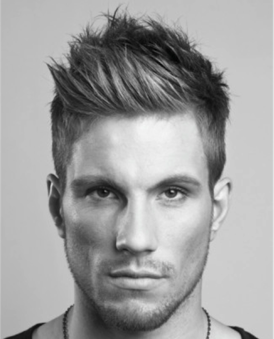 Miraculous Boost Your Personality With Latest Hair Style 2014 Men Style Short Hairstyles Gunalazisus