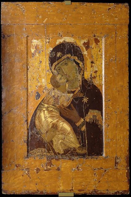 Празднованіе Владимірской иконѣ Божіей Матери