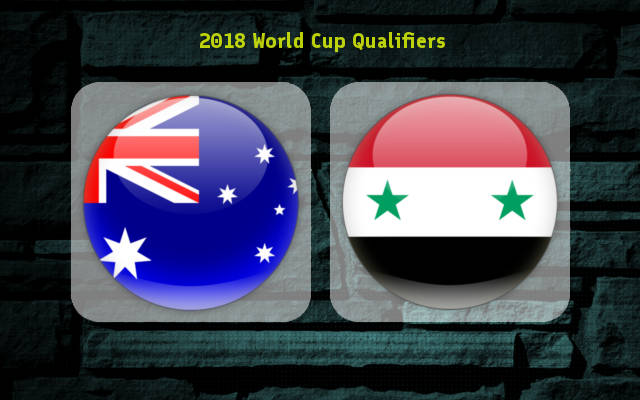 Australia vs Syria Full Match & Highlights 10 October 2017