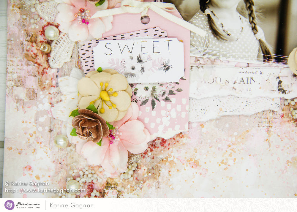 Prima Cherry Blossom Collection Flower Embellishments Blossom  631123  2018