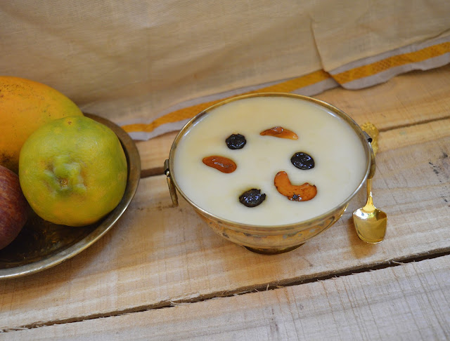thinnai payasam