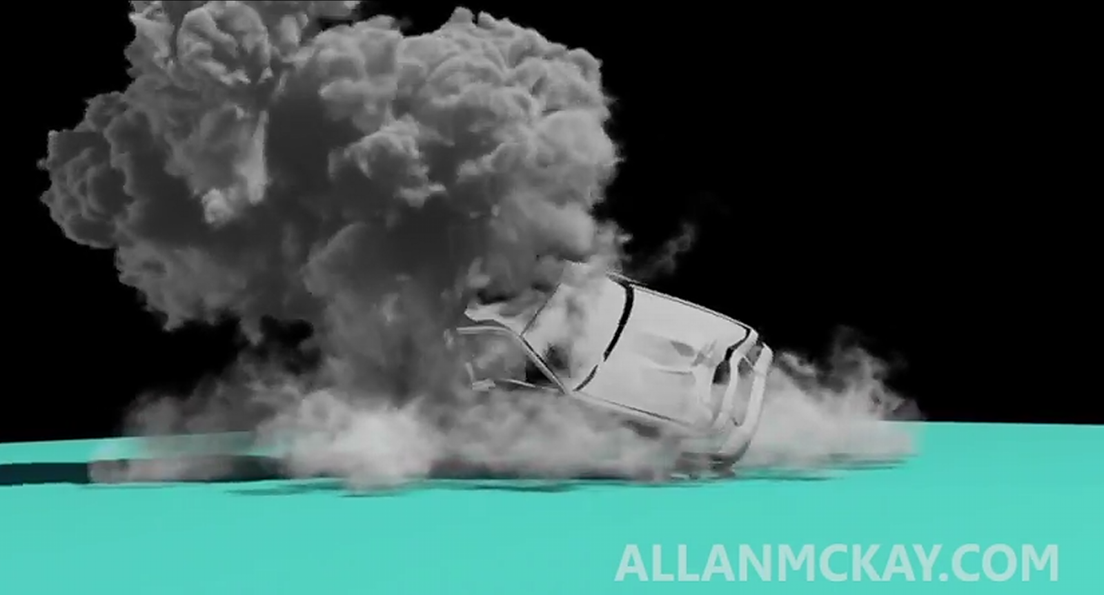 Animation Pitstop: Allan McKay, visual effects R&D