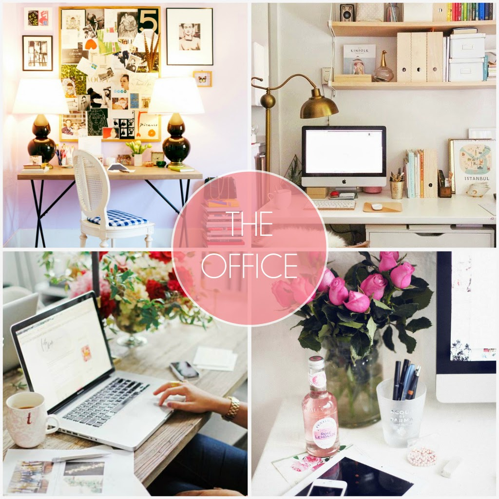 Stamp In My Passport: Friday Favorites: Home Office