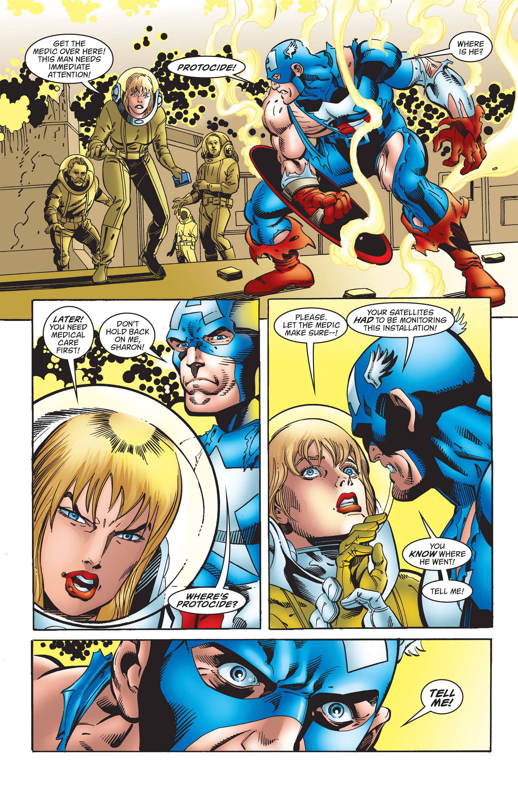 Captain America (1998) Issue #38 #45 - English 11