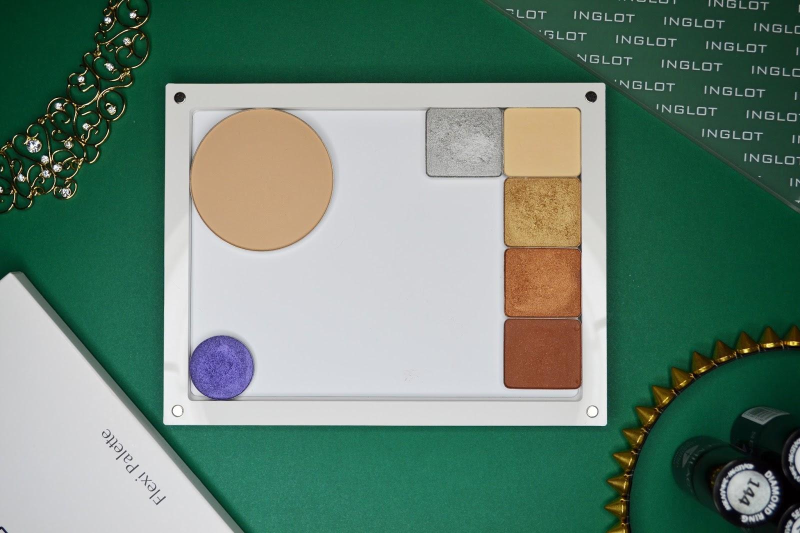 inglot flexi palette