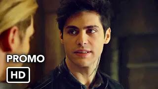 "Shadowhunters Episódio 3x17  ""Heavenly Fire"" (HD)"