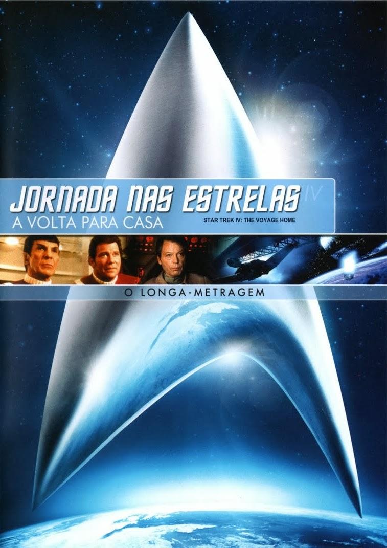 Jornada nas Estrelas 4: A Volta para Casa – Dublado (1986)