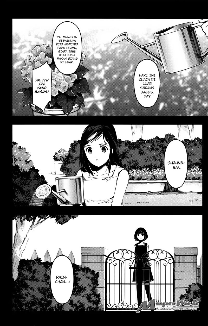 Darwin's Game Chapter 32-36