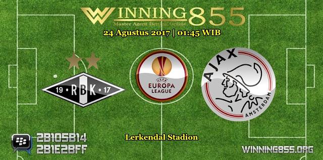 Prediksi Skor Rosenborg vs Ajax