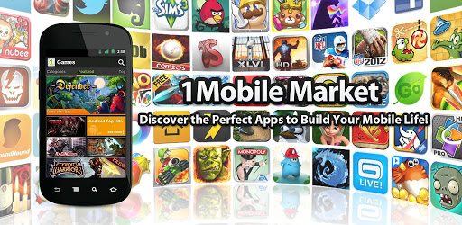 Download 1Mobile Market 6.6 for Android