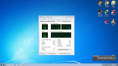 Tutorial Menurunkan CPU Usage yang Tinggi 5