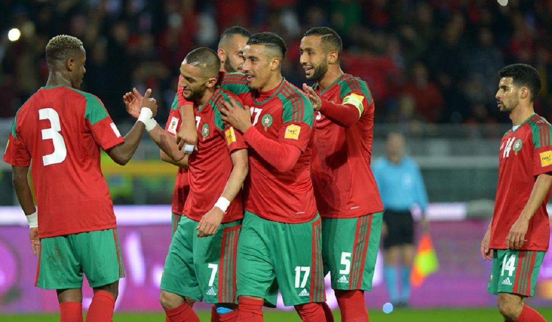 المنتخب المغربي ينهي تصفيات كأس إفريقيا للأمم 2019 في صدارة المجموعة ويتأهل عن جدارة