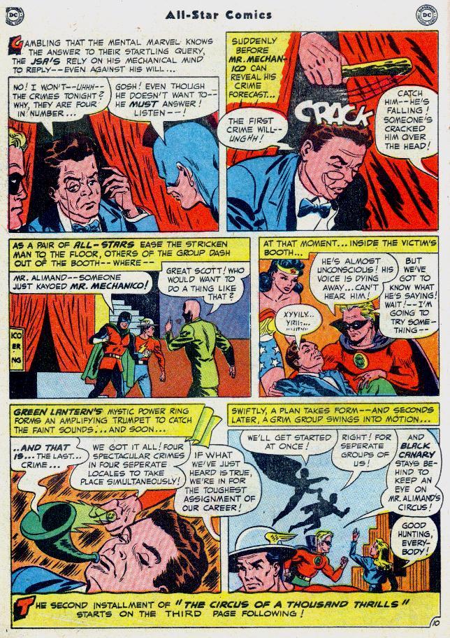 Read online All-Star Comics comic -  Issue #54 - 12