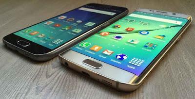 Smartphone S6 Layar Jernih