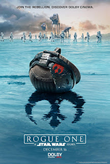 Rogue One A Star Wars Story Dolby Poster