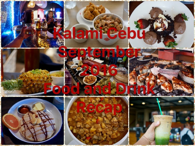 Kalami Cebu, Septermber 2016, Top Food Drinks in Cebu, Cebu Food blog, Cebu restaurants