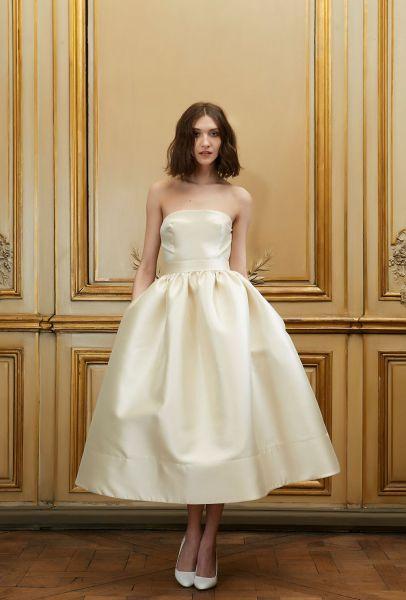 los mejores vestidos de boda civil