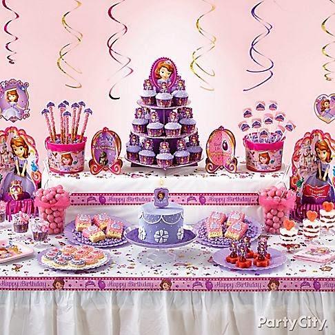 34 creative girl first birthday party themes ideas my little sofia princess first birthday theme solutioingenieria Choice Image