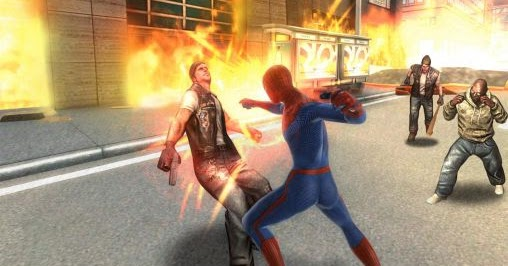 the amazing spider man 2 تحميل لعبة للاندرويد
