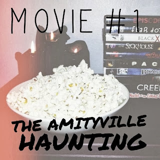 Inspire Magazine Online - UK Fashion, Beauty and Lifestyle Blog: My B-List horror movies challengel, The Amityville Haunting, Geoff Meed