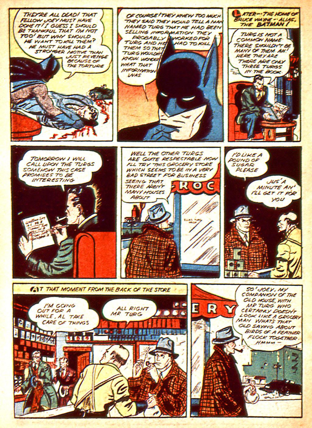 Read online Detective Comics (1937) comic -  Issue #37 - 7