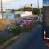 Colisão entre veículos na Felizardo Moura congestiona saídas da ZN pela ponte Igapó