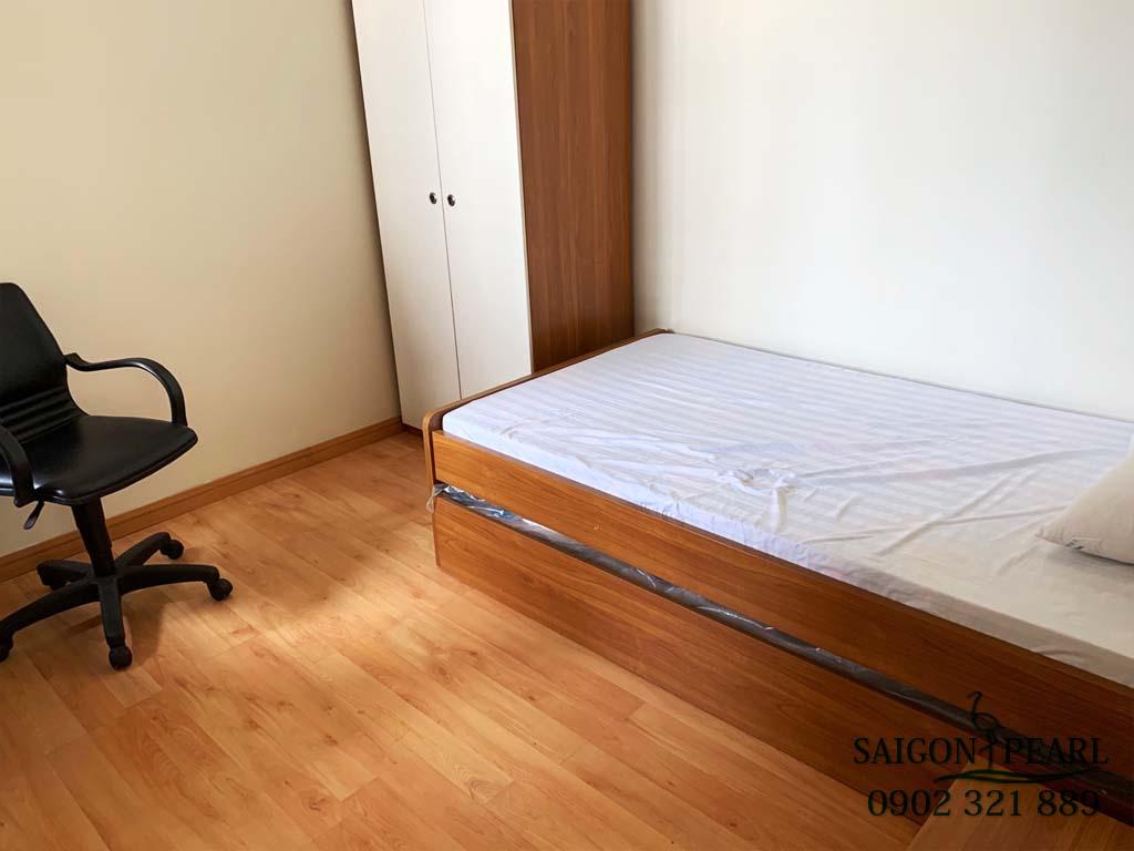 Căn hộ cho thuê 2PN Saigon Pearl Ruby 1 - phòng ngủ 2