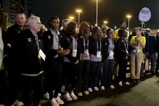 atlet pengungsi