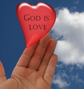 LOVE=Faith+Hope: Apa artinya Allah adalah kasih?