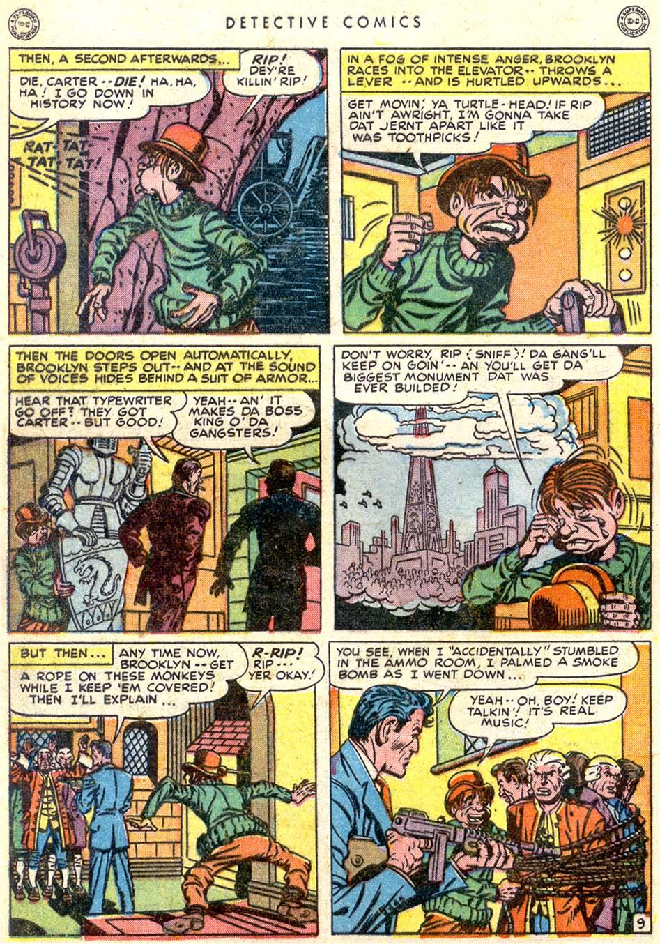 Detective Comics (1937) 143 Page 45
