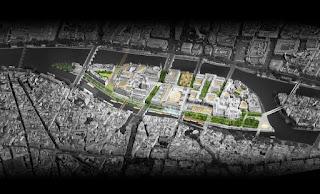 Le projet île de la Cité en 2040
