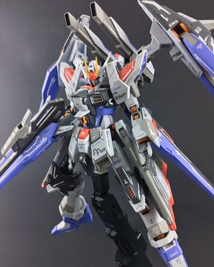 Hgbf 1144 Amazing Strike Freedom Gundam Gundam United