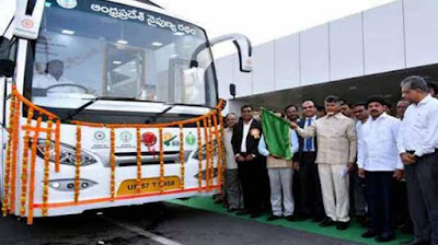 NAIPUNYA RATHAM: Andhra Pradesh Govt. Launches World on Wheels