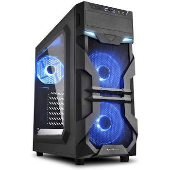 Configuración PC sobremesa por 550 euros (AMD Ryzen 5 2600 + AMD Radeon RX 580 4 GB)