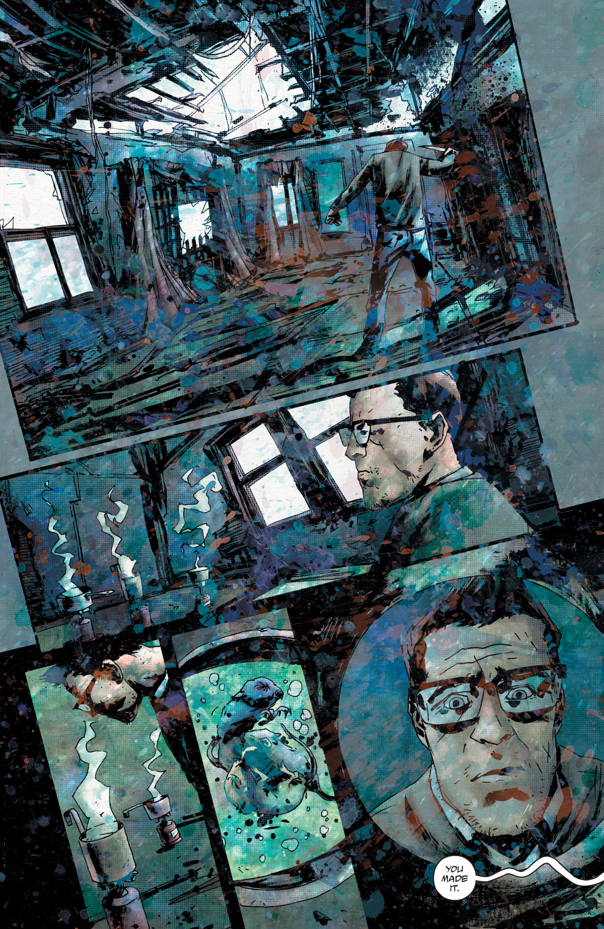 Read online Wytches comic -  Issue #4 - 10