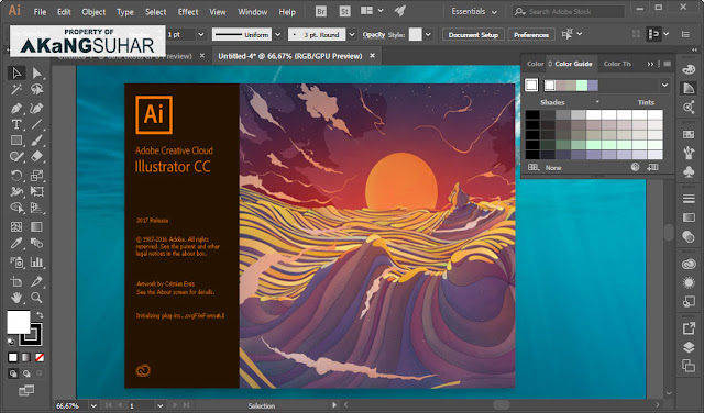 Free Download Adobe Illustrator CC 2017 Final Full Version, Adobe Illustrator CC 2017 Latest Version, Adobe Illustrator CC 2017 Offline Installer, Adobe Illustrator CC 2017 Plus Serial Number