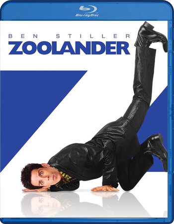 Zoolander (2001) Dual Audio Hindi 720p BluRay x264 800MB ESubs Movie Download
